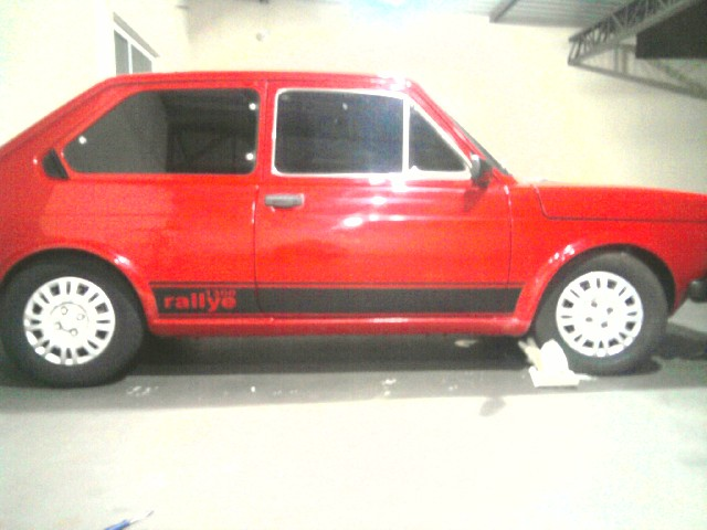 vendo fiat 147 rallye classificados brasil. Black Bedroom Furniture Sets. Home Design Ideas